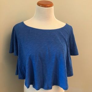 Express Cropped Tee
